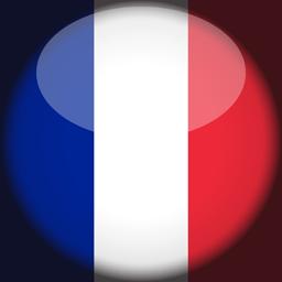 Frankreich Flagge Icon