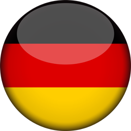 Deutschland Flagge Icon